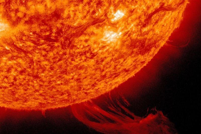 Saulės kaimynystėje - seniausia žinoma visatos žvaigždė