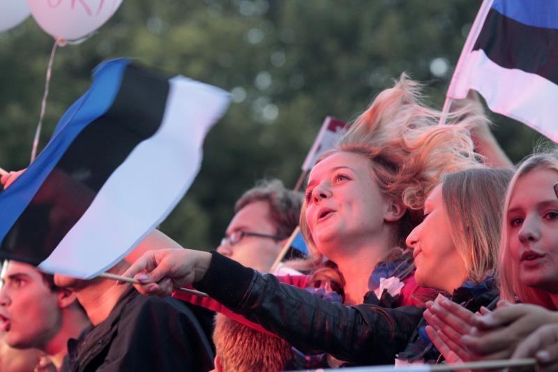 Estijos nepriklausomybę sunaikino Sovietų Sąjunga