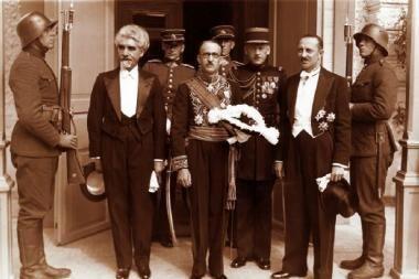 Kaune - diplomatijai skirta paroda