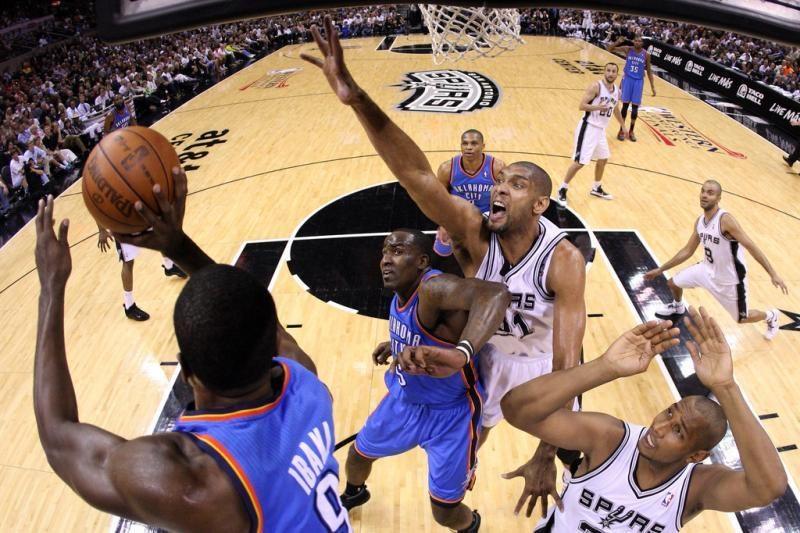 "NBA čempionate – antroji ""Spurs"" ekipos sėkmė"