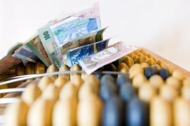 Teigiamą eksporto atsigavimo įtaką pramonei slopino augančios žaliavų kainos