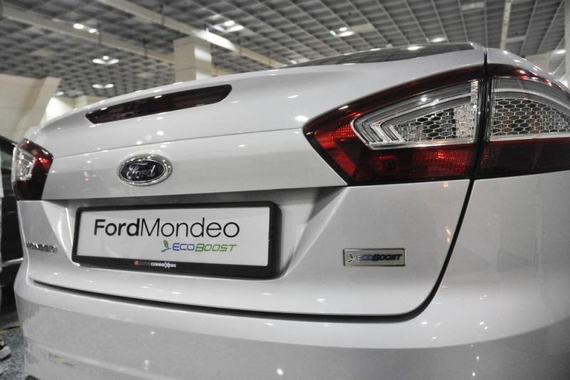 """Ford C-MAX"" ir ""Grand C-MAX"" - garsusis 1 litro ""EcoBoost"" variklis"