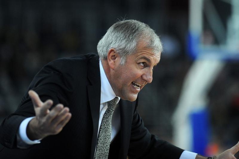 """E.Messina - į CSKA, Ž.Obradovičiaus ir """"Panathinaikos"""" era - baigėsi?"""