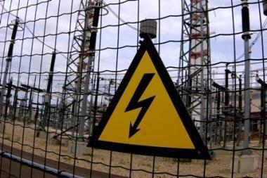 Po penktadienio audros elektros šalyje neturi 4,5 tūkst. vartotojų