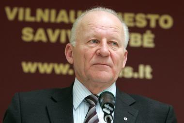 J.Imbrasas: Vyriausybė mūsų neinformavo, kad bus krizė
