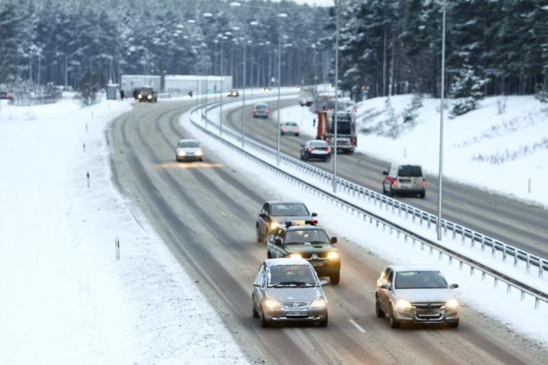 Už daugiau nei 43 mln. litų bus atnaujintas kelias Vilnius - Minskas