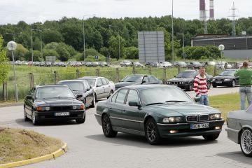Kartojama vairuotojų protesto akcija