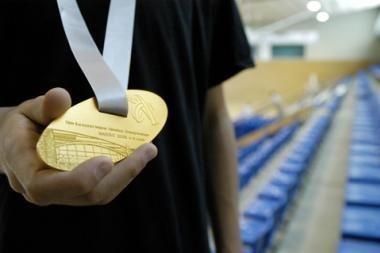 Europos jaunių sunkiosios atletikos čempionate Algimantas Trajanauskas liko penktas