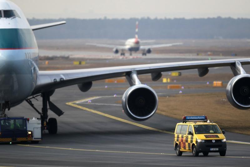 """""""The Sunday Times"""": islamistas rengiasi atakuoti lėktuvą per olimpiadą"""