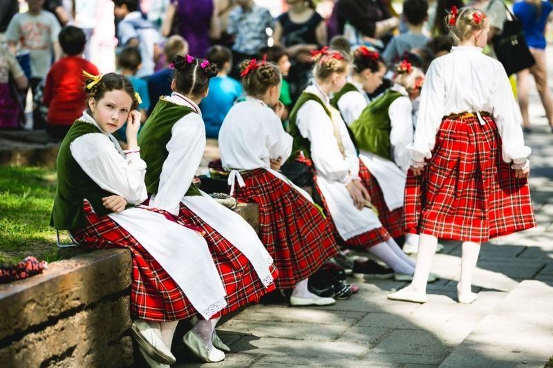 Reformatų parką gaivins liaudiškais šokiais