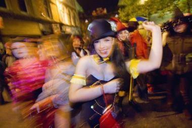 """Didysis Helovino karnavalas """"Forum Palace"""