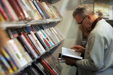 Vilnius sieks tapti 2014-ųjų Pasaulio knygų sostine