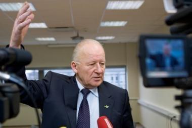 Teismas: J.Imbrasas iš Vilniaus mero pareigų atleistas teisėtai