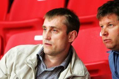 K.Kemzūra tapo Latvijos krepšinio rinktinės treneriu