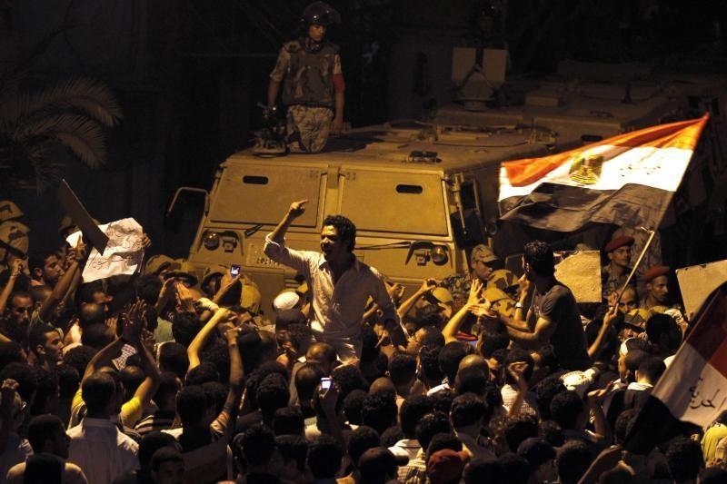 Saudo Arabija pažadėjo suteikti Egiptui 5 mlrd. dolerių pagalbą