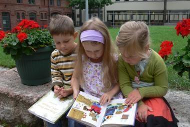 Nacionalinė bibliotekų savaitė: I.Simonaitytės bibliotekoje skaityti patogu kaip lovoje (programa)