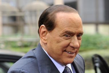 Italijoje byra vyriausybė?