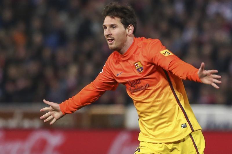 """Primeroje"" - L.Messi dublis ir dar viena ""Barcelonos"" pergalė"
