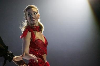 Prezidentė nusprendė nesuteikti pilietybės šokėjai K.L.Copely