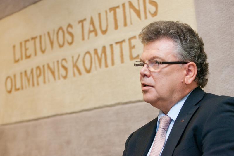LTOK prezidentas A.Poviliūnas: pagrindinis turtas sporte - žmonės