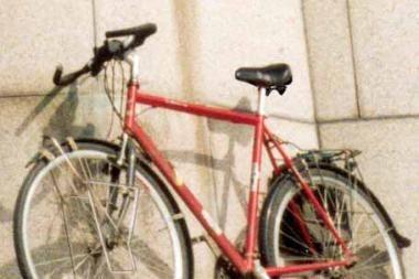 Klaipėdiečiai sulaikė dviračių vagį