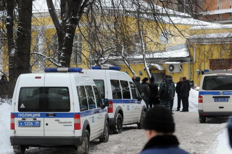 Rusijos mafijos vadeiva nušautas Maskvos centre