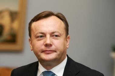 Naujojo IAE vadovo O.Čiukšio komandoje - nauji veidai
