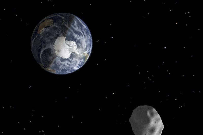 Apsisaugoti nuo asteroidų kol kas neįmanoma