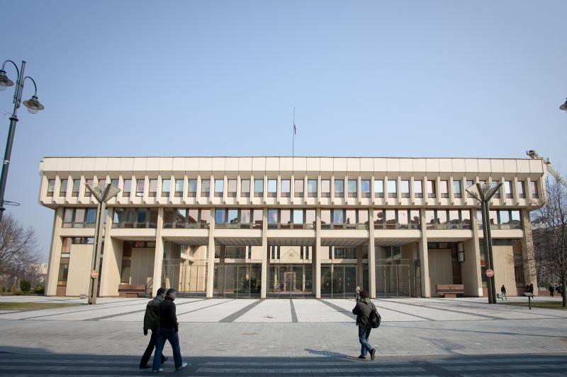 Dėl Seimo nario mandato Klaipėdoje toliau varžysis N.Puteikis ir A.Každailevičius
