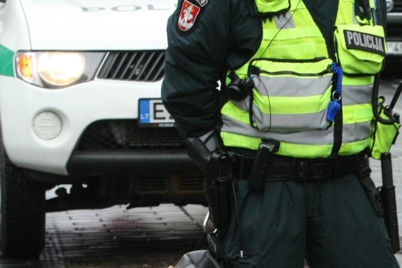Vilniuje partrenktas dviejų automobilių žuvo pagyvenęs vyras