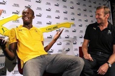 """""""Puma"""" sumokės U.Boltui šimtus milijonų dolerių"""