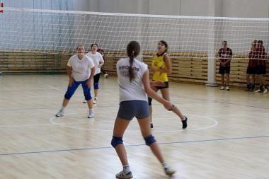 Sporto žaidynėse varžėsi Vilniaus seniūnijos