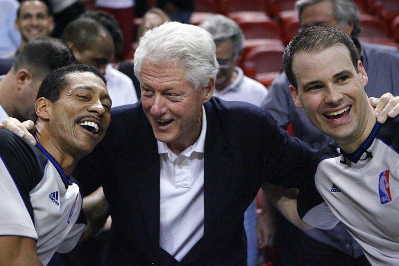 B.Obamai prieš rinkimus bus svarbus B.Clintono palaikymas