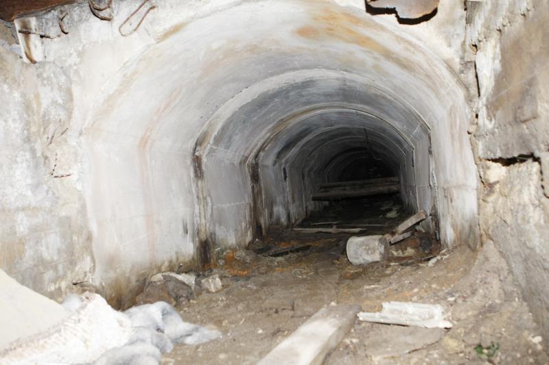 Po Liepų gatve Klaipėdoje - mįslingas tunelis