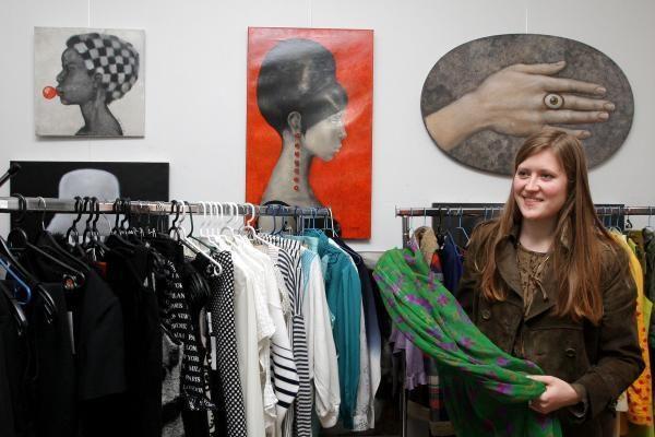 Prekyba dėvėtais drabužiais smuko kone perpus