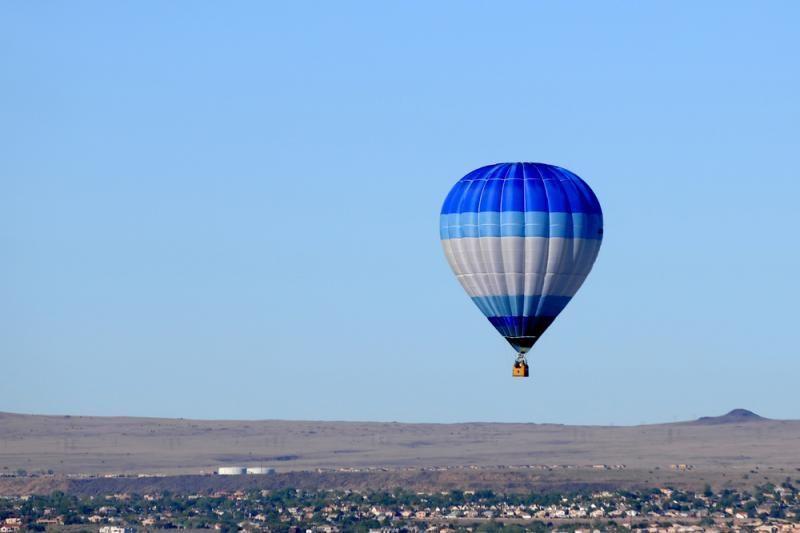 Slovėnijoje laikinai uždrausti skrydžiai karšto oro balionais
