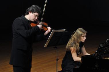 Klaipėdos koncertų salėje – uostamiesčio kompozitorių kūriniai