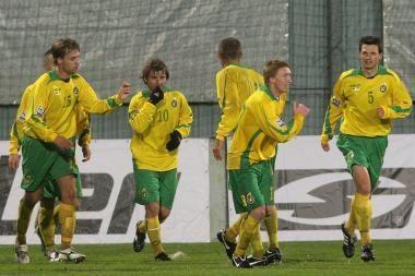 2012 m. Europos čempionato atrankos burtuose Lietuva bus ketvirtajame krepšelyje