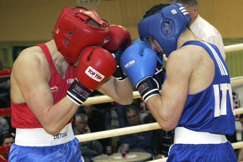 Boksininkas E.Kavaliauskas užsitikrino kelialapį į Londono olimpiadą