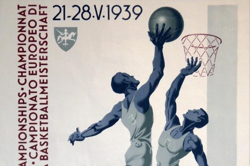 Vilniaus gatvėse - sėkmę 1939 metais užtikrinęs plakatas