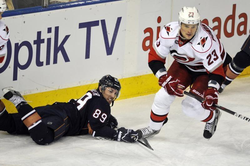 NHL autsaideris iškovojo dar vieną pergalę