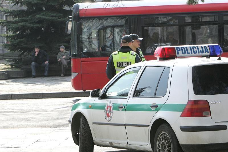 Daugiausia neblaivių vairuotojų pagauta Vilniaus ir Kauno apskrityse