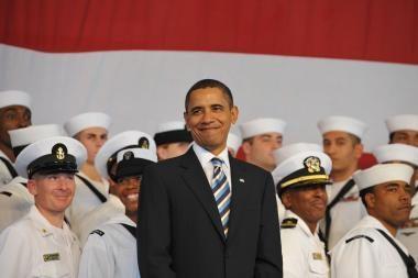 B.Obama: esu liaunas, tačiau tvirtas, nedrebinu kinkų