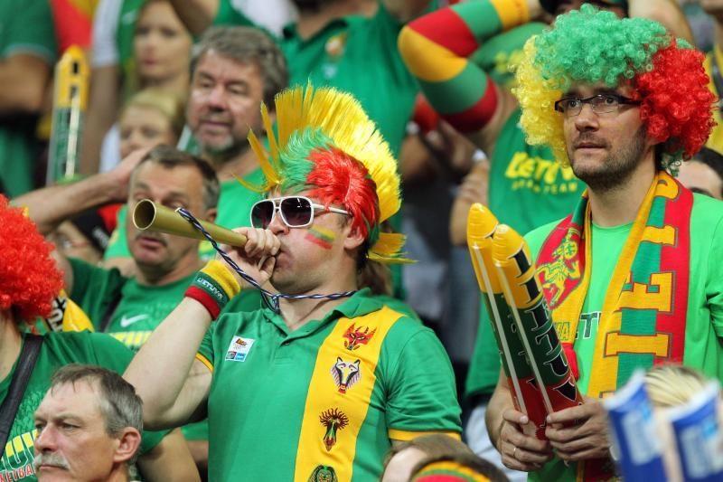 Pasaulio reitinge Lietuva ir toliau išlieka už graikų nugarų