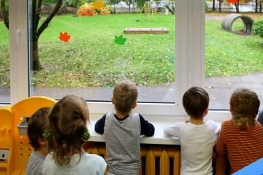 Darželinukai už pravaikštas bus šalinami iš Klaipėdos darželių