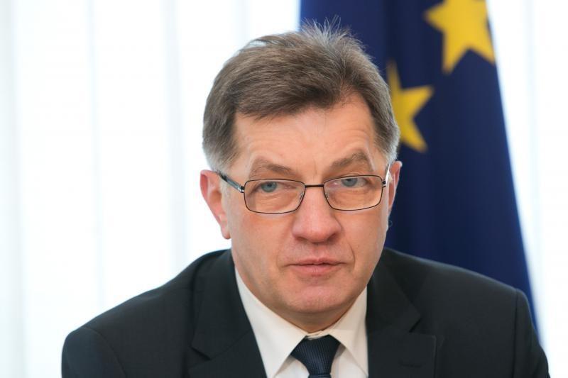 """A. Butkevičius: derybos su """"Gazprom"""" nebus lengvos"""