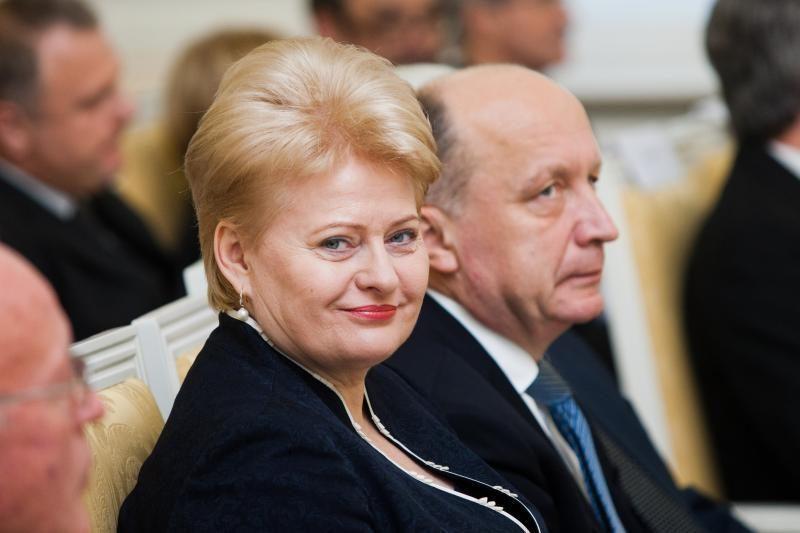 A. Kubilius ragins partiją remti D. Grybauskaitę prezidento rinkimuose