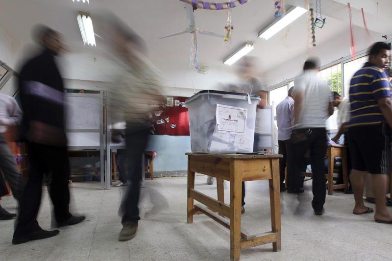 Egipte antrą dieną vyks istoriniai prezidento rinkimai