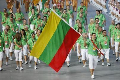Lietuvos olimpiečių pasiekimai Pekine