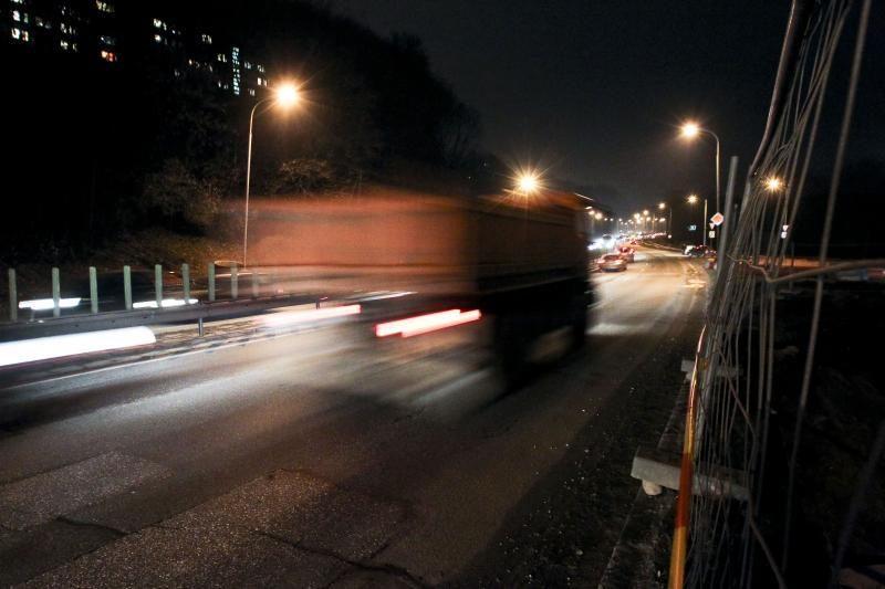 Vilniuje mirė į nedidelę avariją patekęs vairuotojas